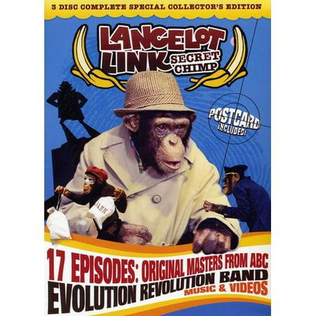 Lancelot Link: Secret Chimp (DVD)