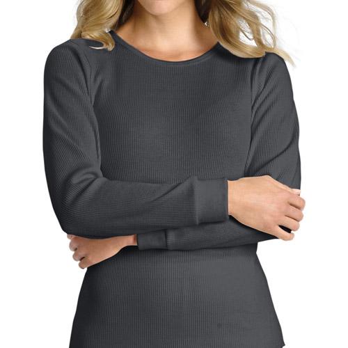 Women's Plus X-Temp Thermal Underwear Crew Tee