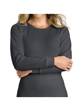 125abe14 Product Image Women's Plus X-Temp Thermal Underwear Crew Tee