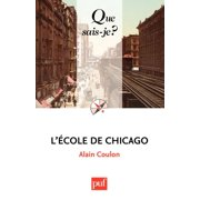 L'École de Chicago - eBook