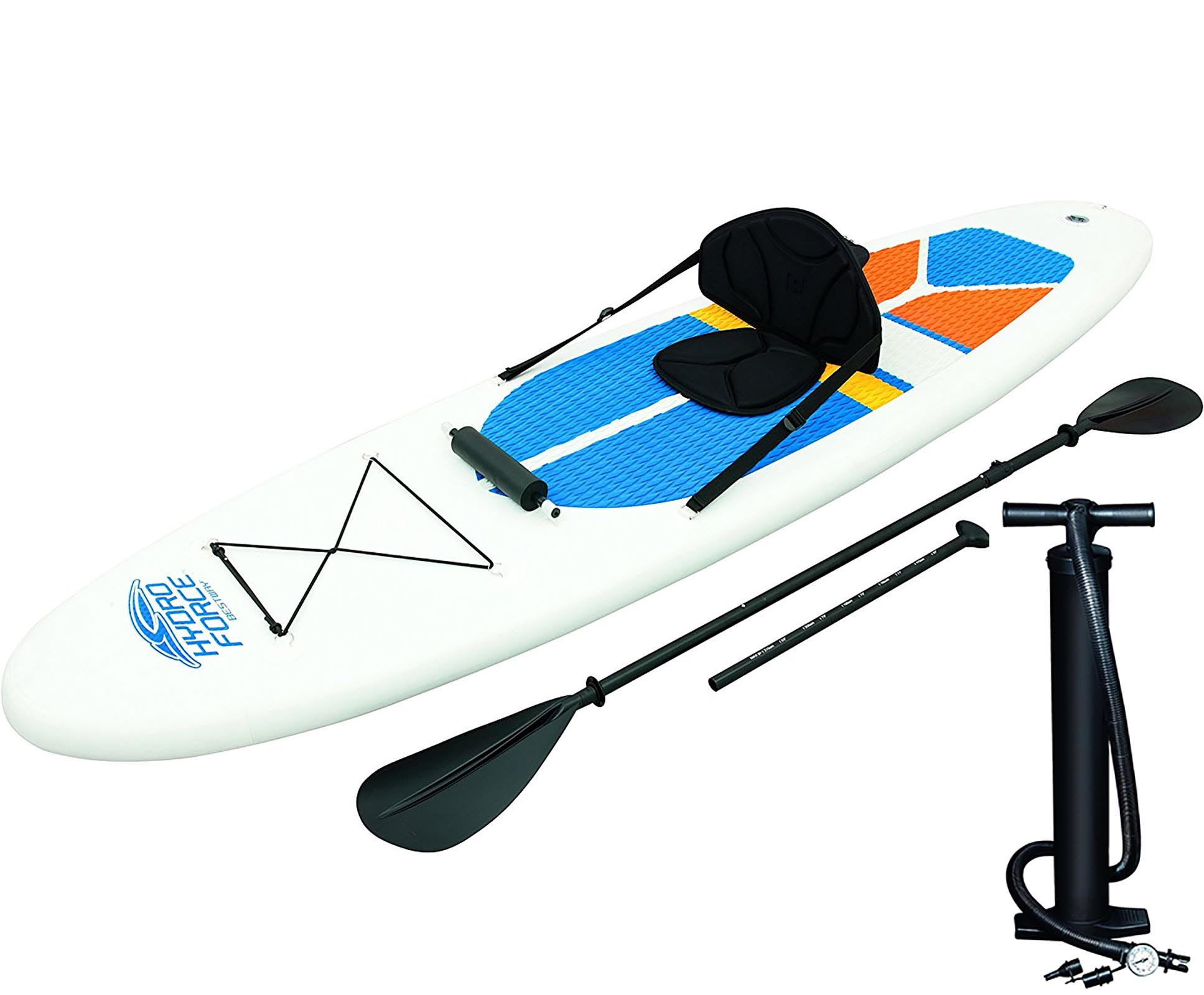 Bestway Hydro Force White Cap Inflatable Sup Stand Up