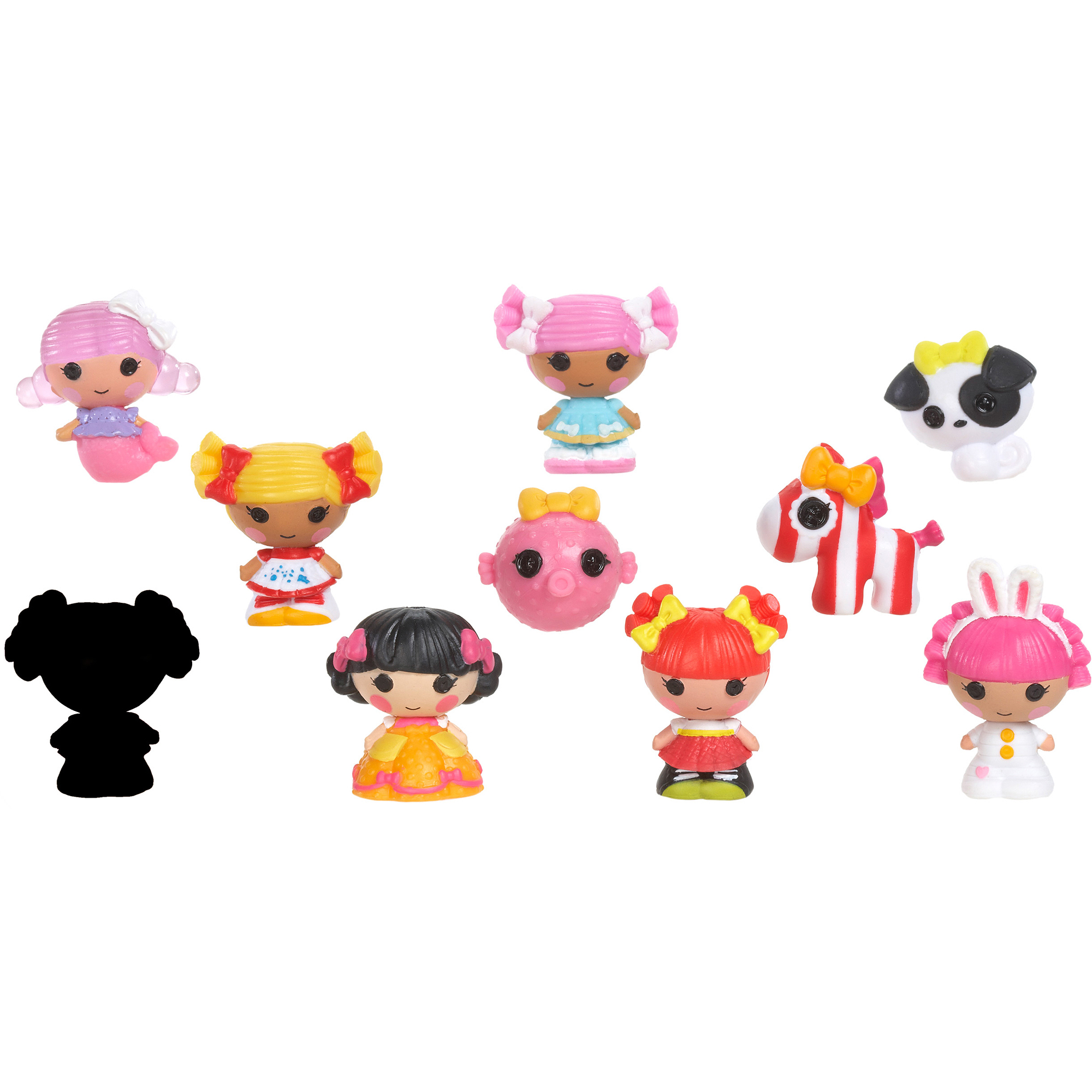 Lalaloopsy Tinies 10-Pack, Style 1