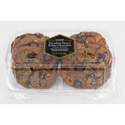 Marketside Decadent Peanut Butter Chocolate Chunk Cookies, 6 count, 13.5 oz
