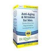 King Bio  Anti-Aging And Anti-Wrinkle Spray For Men - 2 Oz, 2 Pack