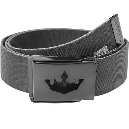 Meister Player Golf Web Belt - Adjustable Fits Up To (Tiger Woods Golf Belt)