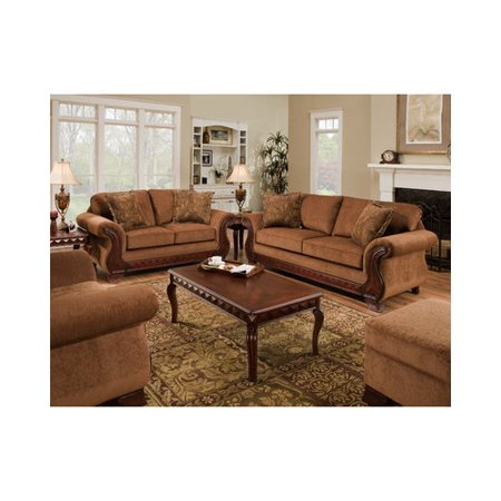 Bundle 98 Brady Furniture Industries Mongo Living Room Collection 2 Pieces