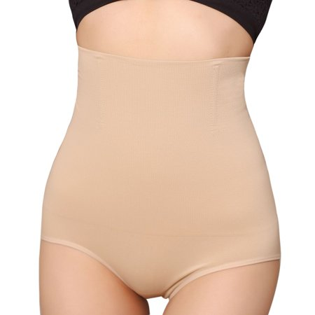 iLoveSIA Womens Tummy Control Slimming Underwear High Waist C-Section Recovery Brief Firm Control Shapewear