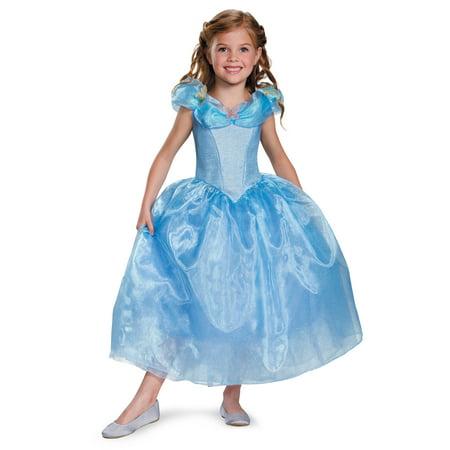 Girl Movie Costumes (Cinderella Movie Girls Costume 87063 -)