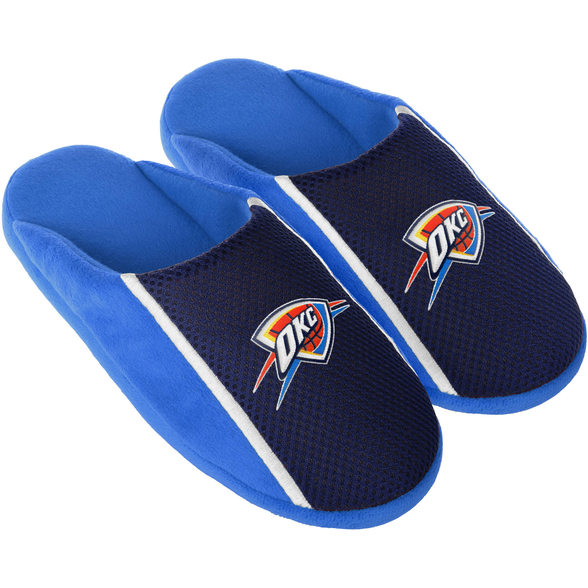 Oklahoma City Thunder Men's Jersey Slide Slipper