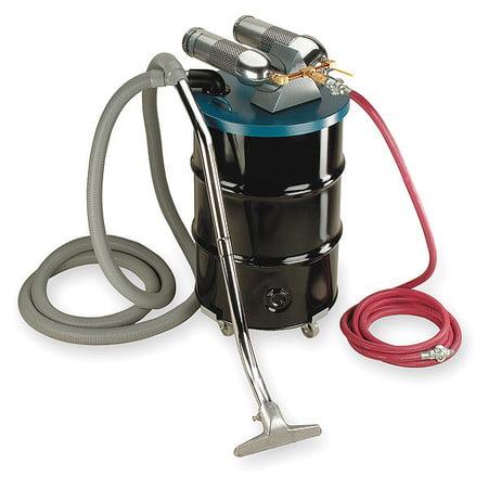 NORTECH N552BC Pneumatic Vacuum, 25 HP, 55 gal, 163 cfm by Nortech
