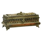 Elk Lighting Pierced Decorative Glove Box