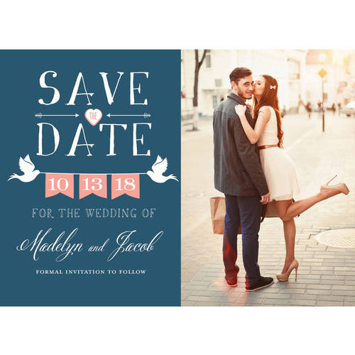 Doves Standard Save the Date