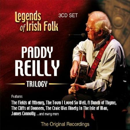 Irish Legends - Legends of Irish Folk Trilogy (CD)