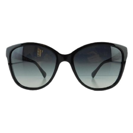 New Dolce & Gabbana DG 4162P 501/8G Black Gradient Plastic Sunglasses (Dolce And Gabbana Sunglasses)