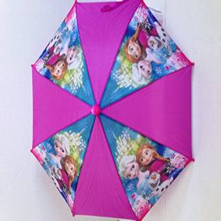 Disney - Umbrella - Disney - Frozen - Elsa/Anna/Olaf Girls/Kids Gifts New 649401 - Walmart.com