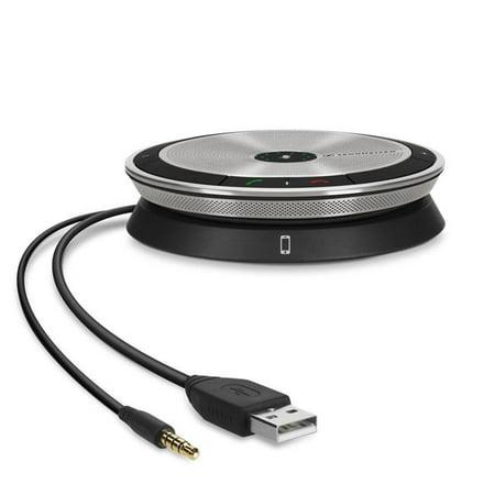 Sennheiser 506049 Sp20 USB Mobile Speakerphone USB 3.5 mm