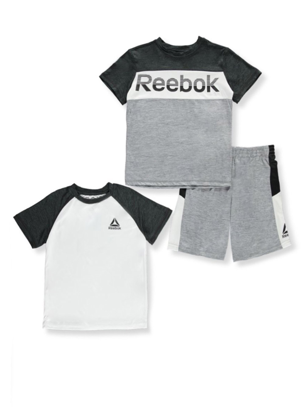 T-Shirt Zip Hoodie Infant//Toddler Reebok Little Boys Jogger Set and Jogger Sweatpants