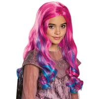 Girls Audrey Wig Child Costume Accessory