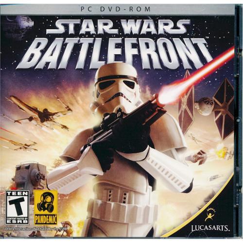 Lucas Arts Star Wars Battlefront [windows]