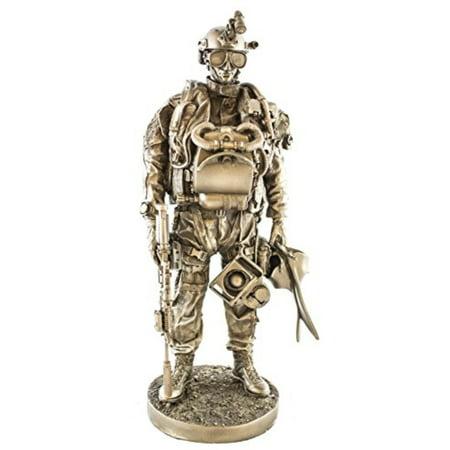 Modern Version Statue - Navy Seal 13