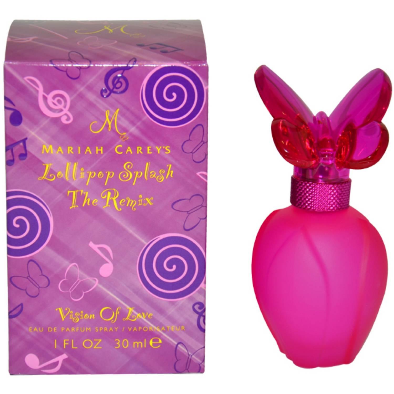 Mariah Carey Lollipop Splash The Remix Vision Of Love Women's EDP Spray, 1 fl oz