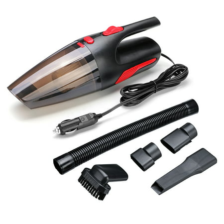 12V 120W Handheld Car Vacuum Cleaner Portable 5000PA Dry Wet Cleaner