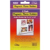 "Pioneer Photo Albums 606722 2.5"" x 3.5"" Magnetic Photo Frame (Two Pack)"