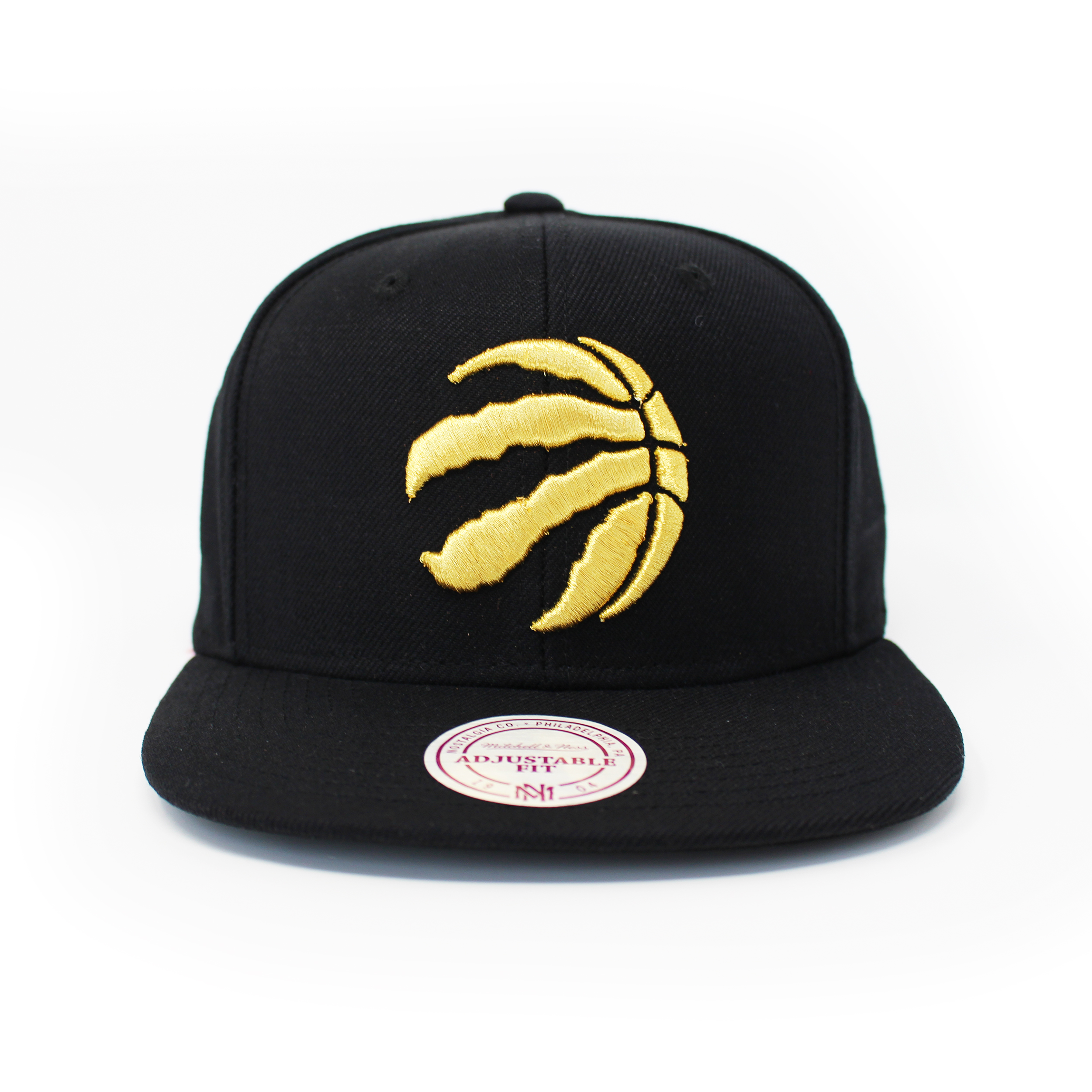 ... sale mitchell and ness toronto raptors gold ball and leaf black gold  snapback hat d4c41 36783 ca6633ae00a