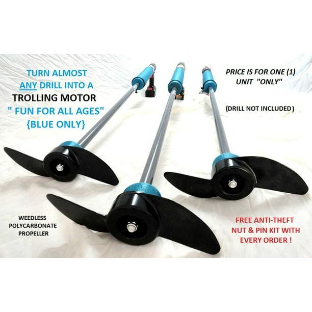 Generic Drill Paddle - Handheld Trolling Motor - Walmart.com