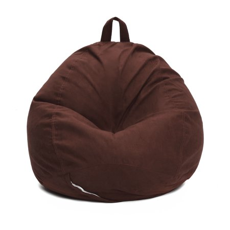 Soft Bean Bag Chairs Couch Sofa Cover Indoor Lazy Lounger