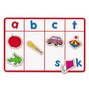 Scholastic Jumbo Fold-Out Magnetic Mats, Ages 4-8, 5/Pack