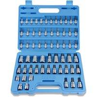Capri Tools 30031 Master Torx Star Socket Set, 60-Piece