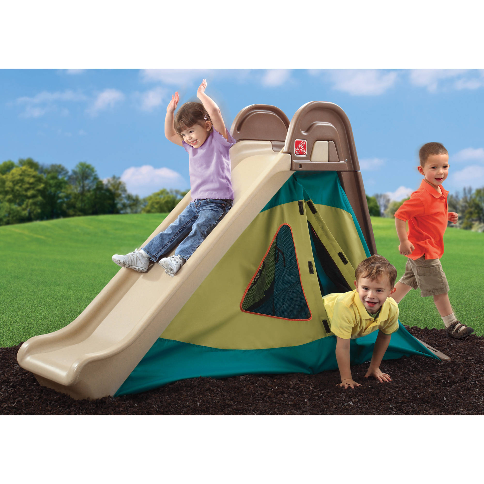 Step2 Fort Slide away Walmart