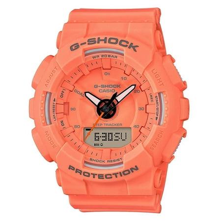 Casio Women's G-Shock - - Orange G-shock
