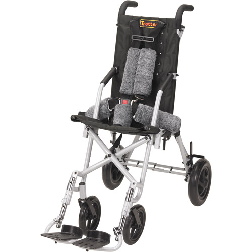 """Drive Medical Wenzelite Trotter Mobility Rehab Stroller, 12"""" Seat"""