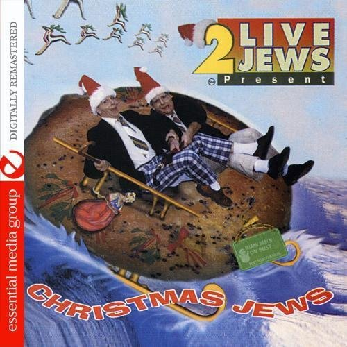 2 Live Jews - Christmas Jews [CD]