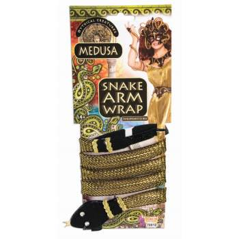 MEDUSA - SNAKE ARM WRAP