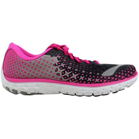 6b21a046ceba0 Brooks - Brooks Pureflow 5 Anthracite Pink Glow-Alloy 120207 1B 688 Women s  - Walmart.com