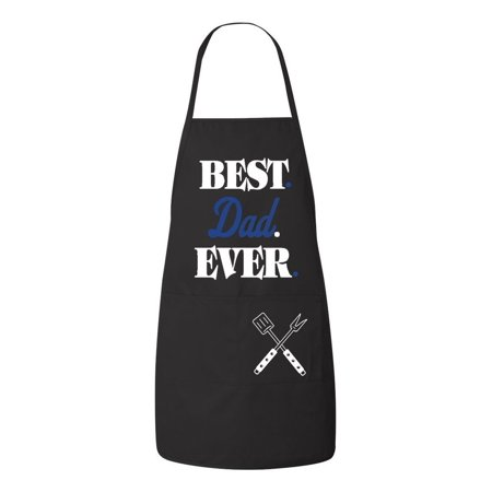 Fasciino - Best (Dad, Mom, Aunt, Uncle, Grandma, Grandpa) Ever Apron with two pockets for Kitchen BBQ Cooking Baking (Punjabi Best Shayari Ever)
