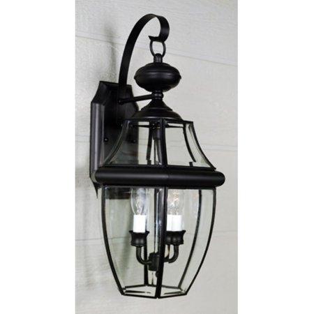 quoizel newbury ny8317k outdoor wall lantern walmart com