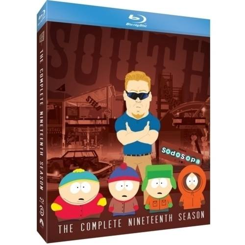 South Park: The Complete 19th Season (Blu-ray) by Paramount