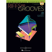 Riffs and Grooves : 28 Lower Intermediate Piano Pieces