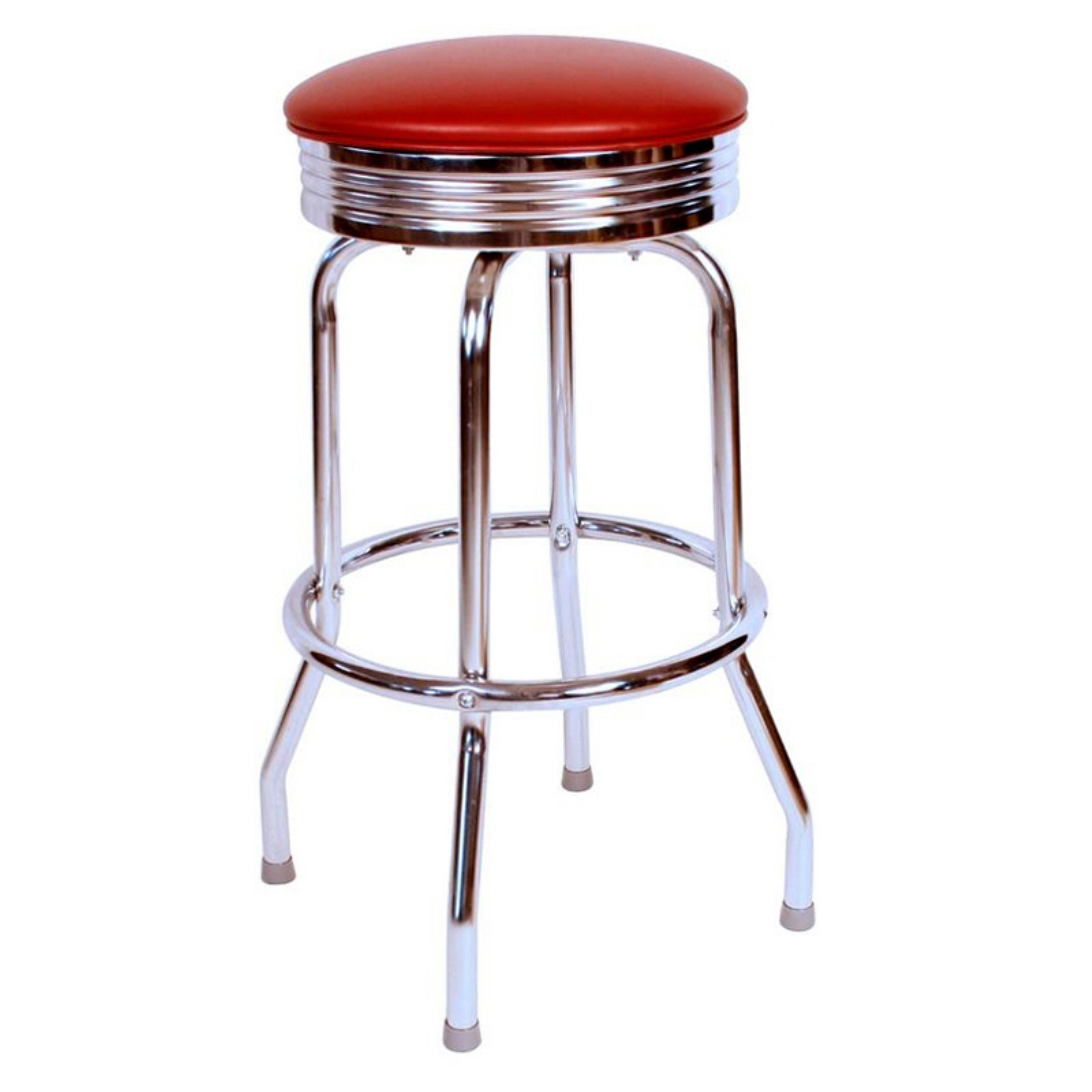 Richardson Seating Floridian 24 In Backless Swivel Counter Stool