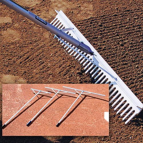 """36"""" Aluminum Maintenance Rake"""