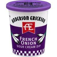 Anderson Erickson French Onion Sour Cream Dip, 16 Oz.
