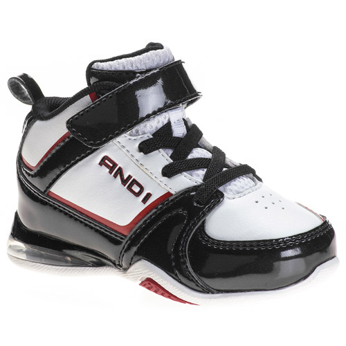 AND1 Toddler Boy's Playmaker Basketball Sneakers