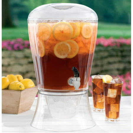 Creative Bath 3 Gallon Acrylic Beverage Dispenser