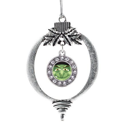 Witty Witch Circle Holiday - Witch Tree Decoration