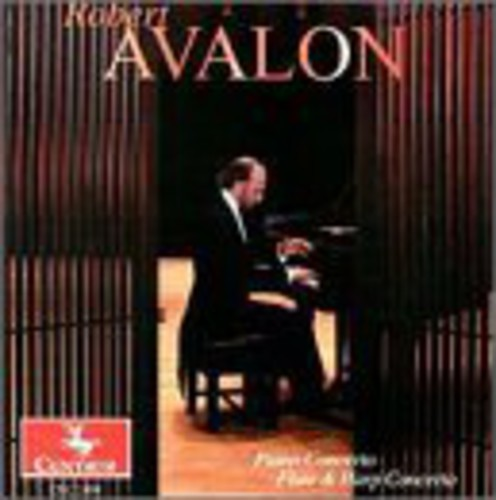 Avalon Concerto for Piano & Orchestra [CD] by