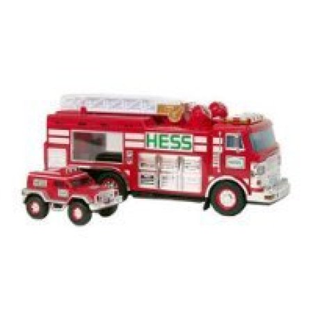 Hess 2005 Emergency Truck with Rescue Vehicle](Rescue Truck)